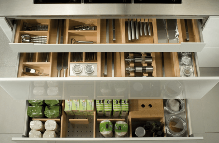 Ordine in Cucina – Come avere una cucina sempre organizzata